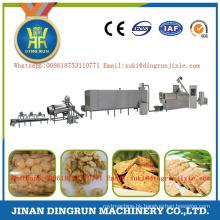 Twin-screw Factory price Textured Soyabean protein machine