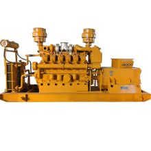 12 cylinder 190 diameter of 400KW Gas Generator with CE and ISO