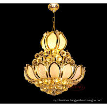 Wholesale Factory Price Gold Plated Crystal Wedding Chandelier LT-75007