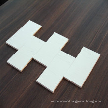High Quality Combi Core Warm White Melamine Plywood