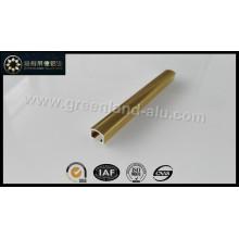 Glt149 Aluminio Listello (estrecho de 10 mm de oro pulido)
