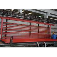 UL FM Красная окрашенная противопожарная стальная труба ERW Slms