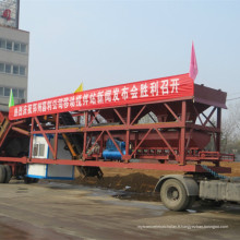 Certificat de la CE Yhzs35 usine de ciment de marche