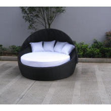 Luxe Chaise Lounge chaise rotin Design