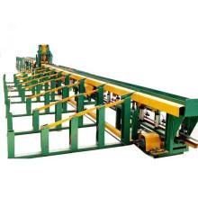 Ligne de cisaillement automatique de barres d'acier