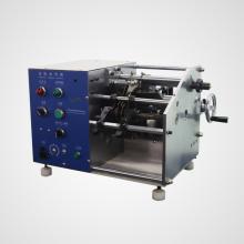 Máquina formadora para corte de chumbo com resistor tipo horizontal