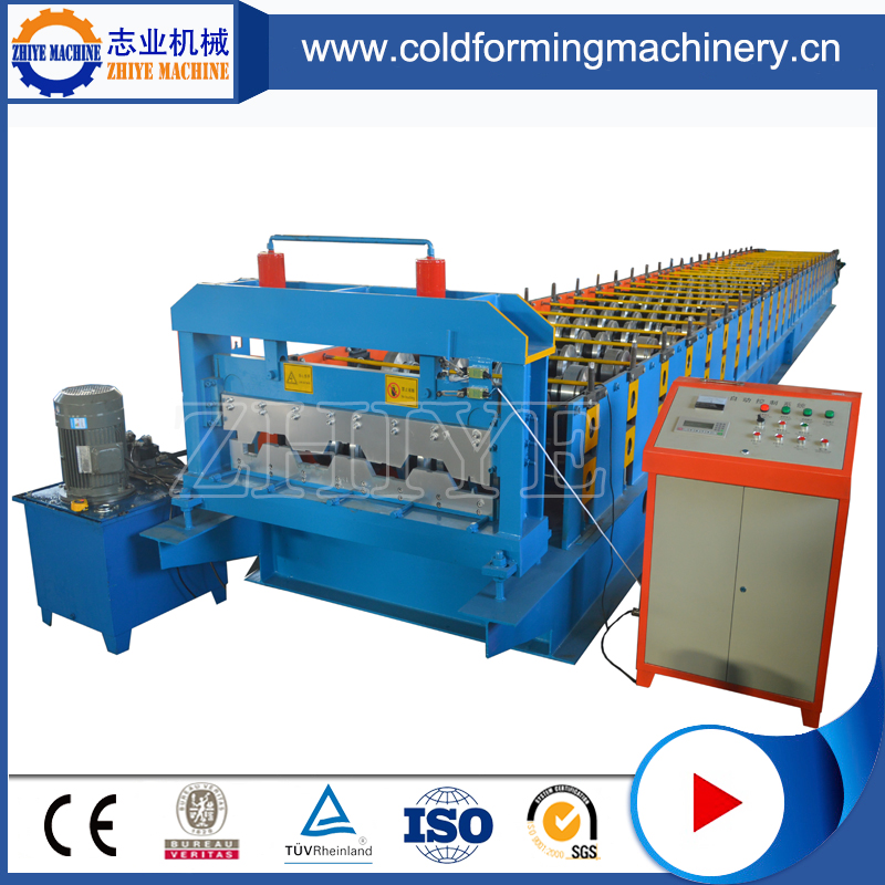 Decking Floor Tiles Production Line And Machinery