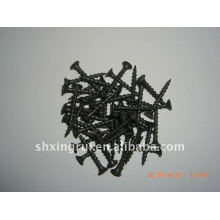 black phosphating delicate drywall screws