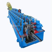 Rollo eléctrico del gabinete del perfil de nueve dobleces que forma la máquina