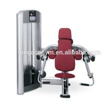 Máquina de curl de brazo sentado equipo comercial Gyme