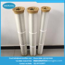 BHA Polyester Pulse air filter cartridge