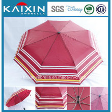 BSCI 21 Inches Auto Open and Close Folding Umbrella