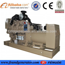 CCS/BV Certificated Big power diesel generator C KTA38 marine generator 800KW for sale