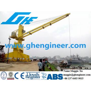 Shipyard Portal Harbour Container Crane