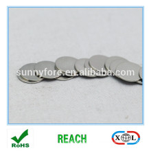 round nickle coating speaker professional neodymium magnet