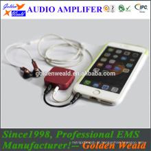 amplificador baixo amplificador de auscultadores amplificador amplificador de bateria recarregável