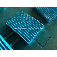 High Manganese Mn13cr2 Mn18cr2 Jaw Plate