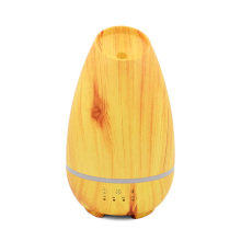 Top for Mini Electric Oil Diffuser Wooden Ultrasonic Essential Oil Diffuser Humidifier 500ml supply to Poland Importers