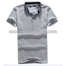 13PT1031 Men's cotton latest new bulk polo shirts