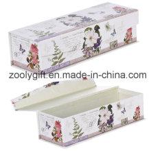 Cajas magnéticas de la pluma / de lápiz de la impresión magnética