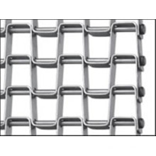 Flat Wire Mesh Belt (stainless steel 410)