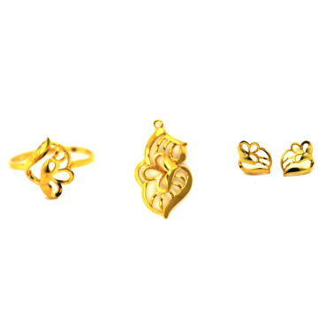 Lonely18K fashion jewelry set