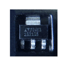 LDO Regulator Pos 5V 0.3A Automotive 4-Pin(3+Tab) SOT-223 Tube LT1521IST-5#PBF