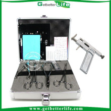 Professional Body Piercing Kit for Naval/Ear/Tongue with 5 Tools