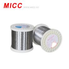 MICC clase 1 0,5-3,0 mm de diámetro NiCr8020 Resistencia alambre de calefacción