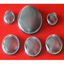 Disco de filtro de óleo de aço inoxidável Malha