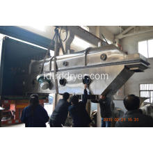 Ammonium Chloride Vibrating Fluidized Bed Dryer