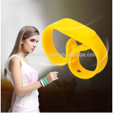 anti-mosquito wristband silicone material mosquito kids repellent bracelet for outdoor activities