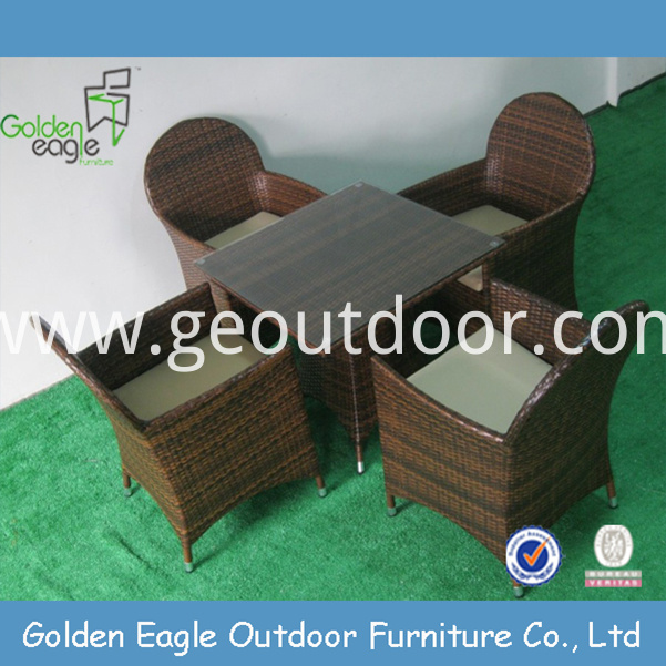 Aluminum Garden Furniture Rattan