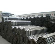 tubería de fluido de acero soldado para la industria