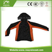 Best Quality Rain Jacket Polyester Man Jacket