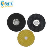 almohadilla de respaldo de fibra de vidrio abrasiva para disco de aleta