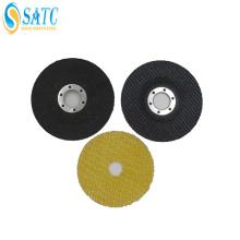almofada de apoio de fibra de vidro abrasivo para disco flap