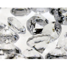 Table Scatter Crystals Wedding Decoration Clear Acrylic Diamond