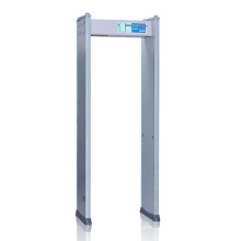 Night Club Body Scaner High Performance Walk Through Metal Detector