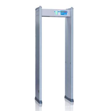 4 détecte la zone indicateur humain Lampe Archway détecteur de métaux