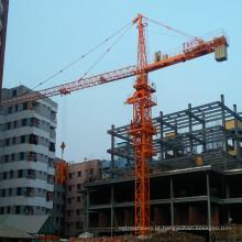 Maquinaria de construção do guindaste de torre de Qtz 63 Topkit do baixo preço de China