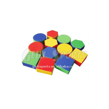 Мягкие строительные блоки Foam Kids Soft Play Toys