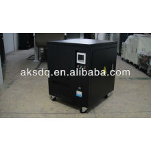 Three phase servo type Transformer with black box