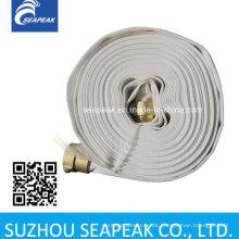 PVC Gefütterter Feuerschlauch C / W Verschiedene Typ Kupplung