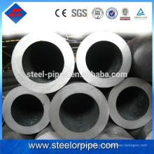 DIN2448 st35.8 tubo de aço carbono sem costura