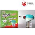 Electric heating liquid mosquito-repellent incense