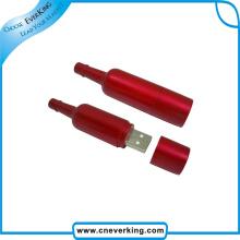 Wine Bottle Shape USB Flash Drive