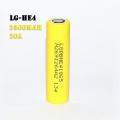 Bra försäljning LG HE4 populära batteri