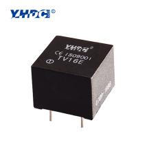 PCB welding 250V 2mA mini voltage measuring transformer TV16E