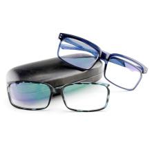 Gafas de la manera con los marcos y los templos desprendibles de la lente